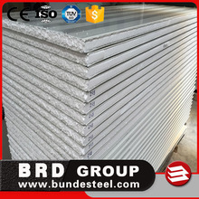 low cost building material wall roof eps sandwich panels