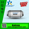 Wholesale Refillable cylinder r404a refrigerant