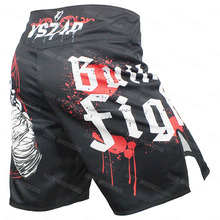 grappling crossfit sublimation mma shorts