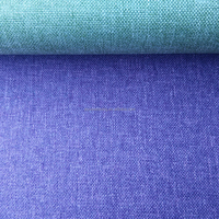 16901#cation polyesterpvc pu 600d sofa fabric price per meter