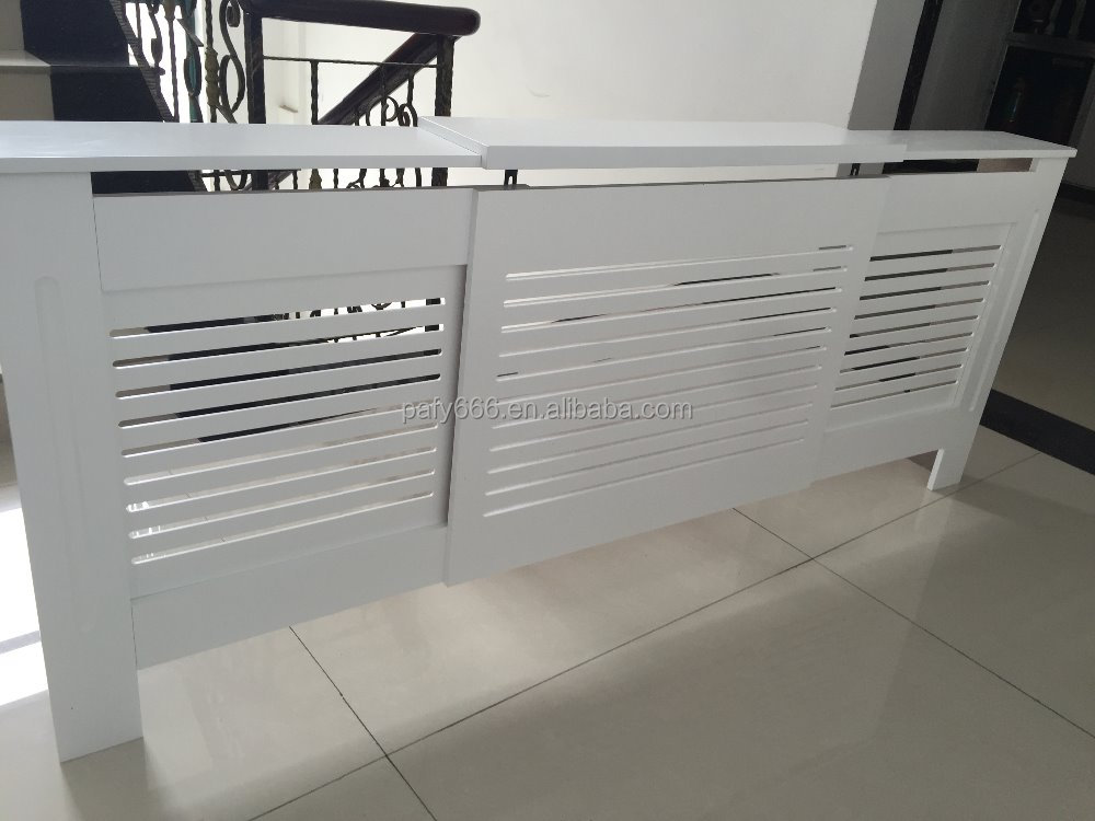 Hot Sale MDF material radiator covers heater covers