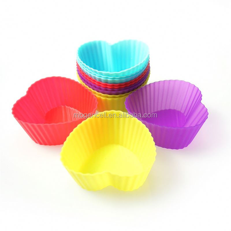 cake decorating tools muffin cupcakes silicone baking cup commercial