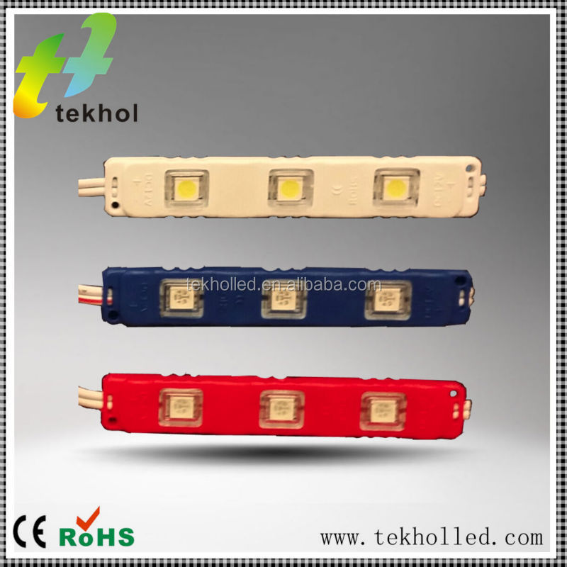 Professional LED injection module light with super high quality &competitive <strong>price</strong>