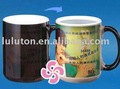 Wholesale custom cheap ceramic with lid coffee mug