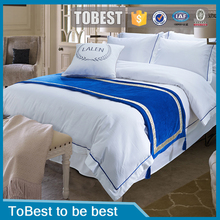 ToBest Hotel bedding 5 star Hotel linen Egyptian Cotton Bed Linen Quilt cover
