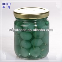 canned sweet blue cherry