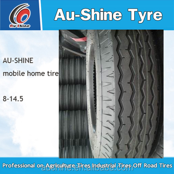 Mobile Home tire 8-14.5