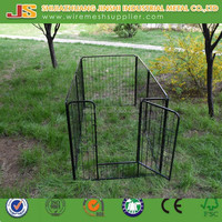 Quality eco- friendly outdoor black large dog cage