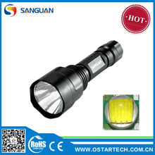 Rechargeable Cree T6 Led Flashlight For Hunting