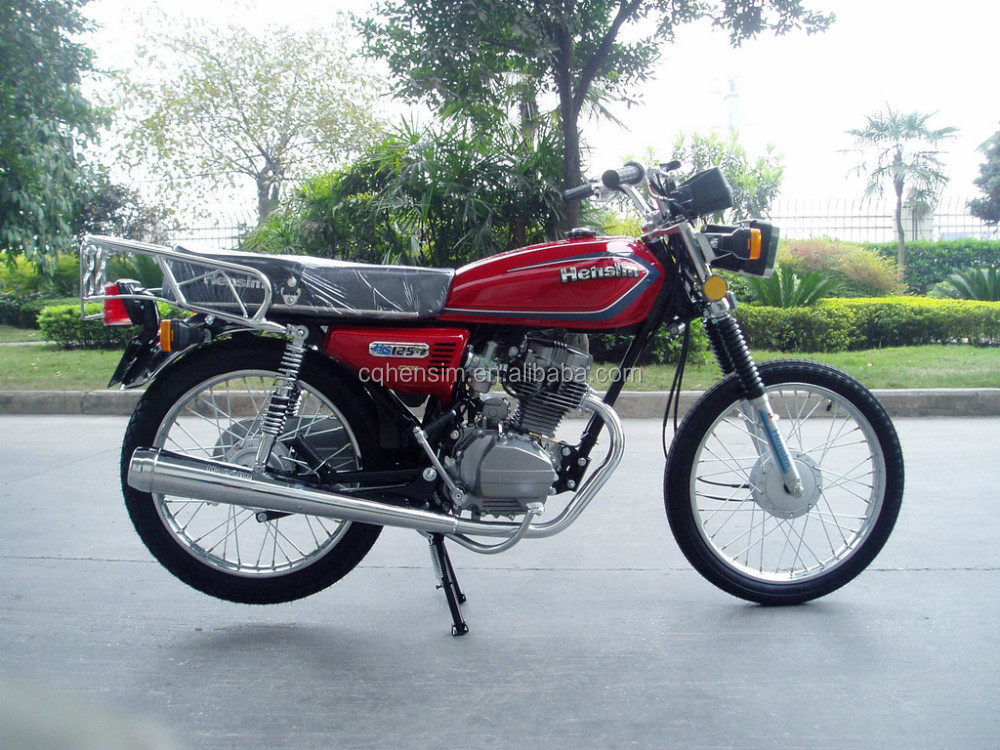 Chinese 125cc street motorcycle for cheap sale