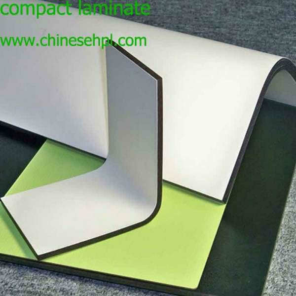 LIJIE innovating bending compact laminate