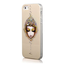 Newest Crystal bling gamepad case for iphone 5 , case cover for iphone5g - high factory qualtity with best price