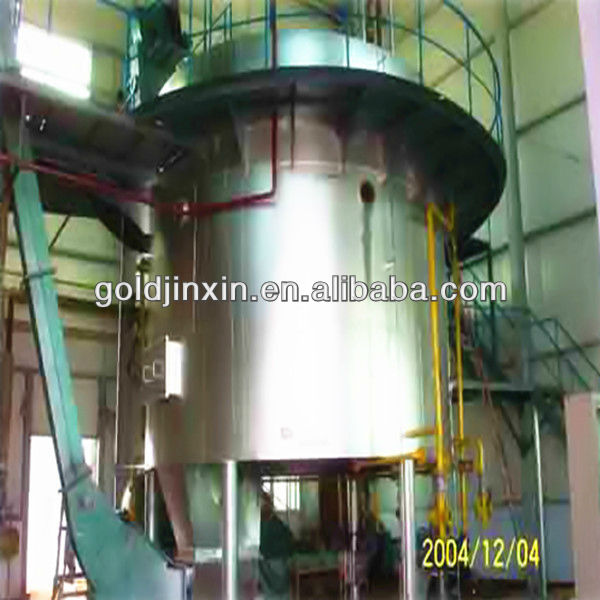 Hot sale stainless steel solvent equipment types of solvent extraction