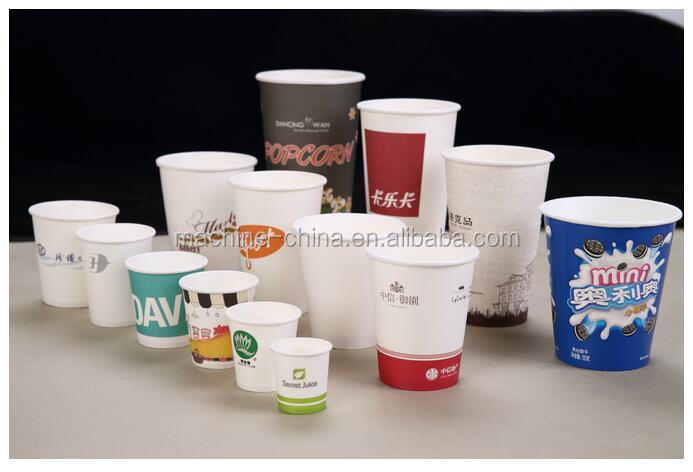Advanced Type Paper Cup Flexo Printing Machine