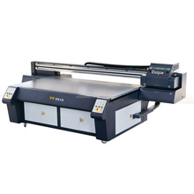Fast flatbed canvas printer printing machine for sale