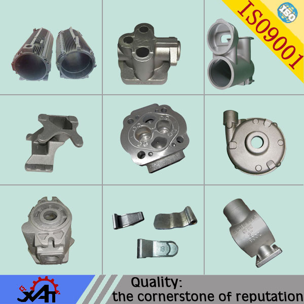 heat resistance cast iron casting foundry shandong