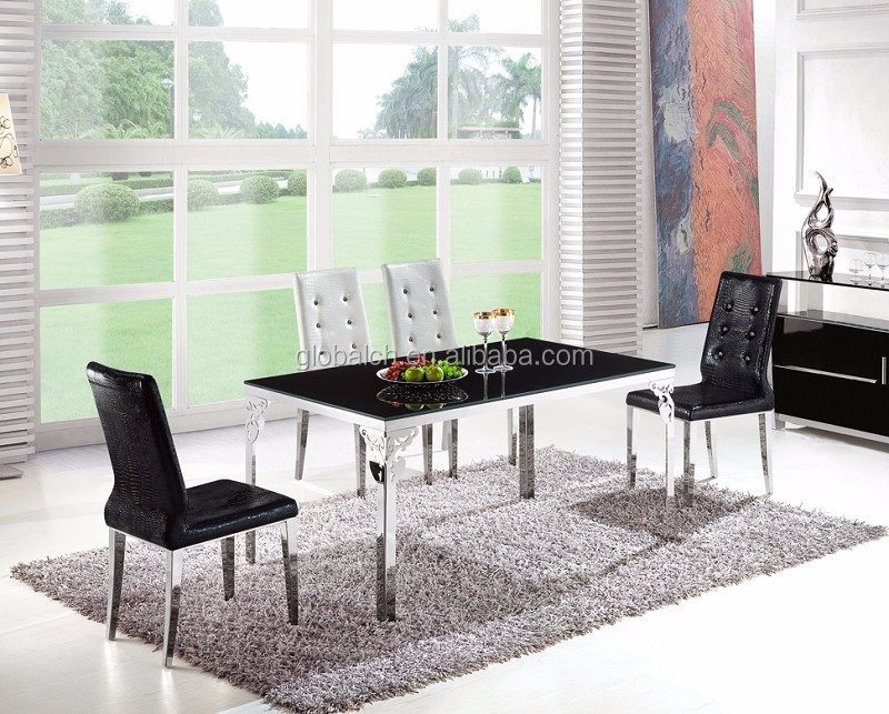 Modern Glossy Dinning Table