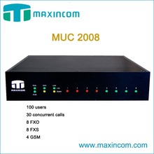 ip phone systems/voip adapter/fxo sim