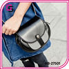 2014 fashion black and white bags crossbody bags women