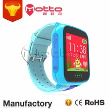 Hot selling cheap touch screen gps wifi location kids baby ce rohs smart watch phone
