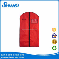 Non-woven Garment Bag ,Foldable Garment Suit , travel garment bag