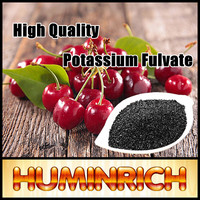 Huminrich Promote Root Development And Stimulates Seed Germination Pellet Humic Acid Chelated