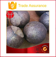 30mm good abrasion resistance cast metal ball