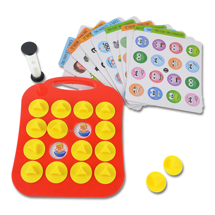 Memory matching pair game kids educational developmental toy