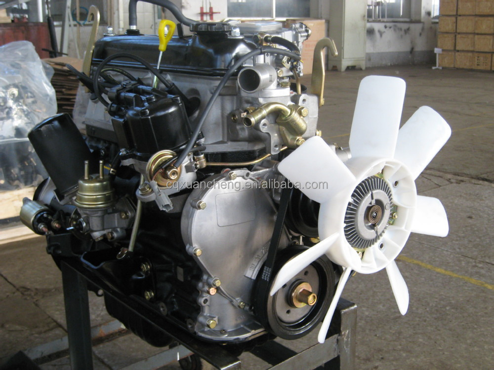 Diesel Engine For Toyota 3y 4y Engine Complete Buy