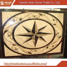 Latest Style High Quality waterjet marble medallion