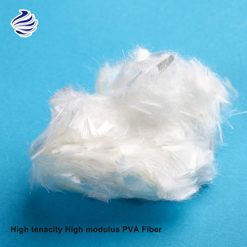 6mm 12mm Polyvinyl Alcohol PVA Fiber for Pipe