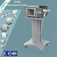 Small Shock Wave body pain treatment instrument/Radial Shockwave system