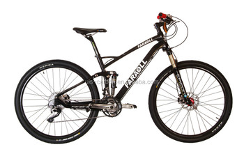 Full Suspension 27.5er MTB Carbon Bike Frame Mountain Bicycle Frame