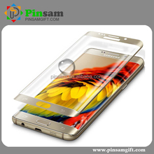3D Full Cover for Samsung Galaxy S6 Edge Tempered Glass Screen Protector wholesale