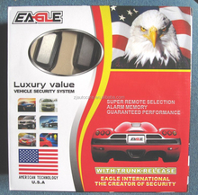 Factory offer original quality eagle car alarm system