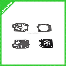 Carburador kit de reparación repuestos 2 pincelada cutter seal kit carburador 33cc/43cc/52cc