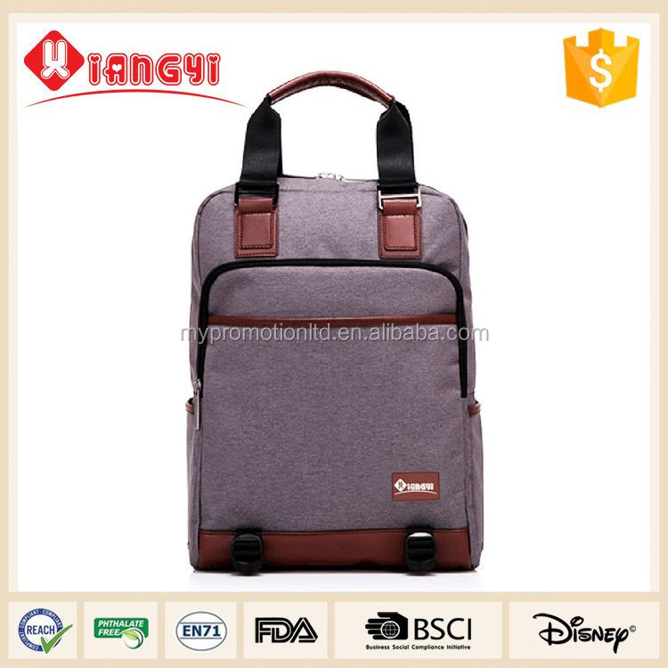 Valuable convertible japanese laptop backpack shoulder bag