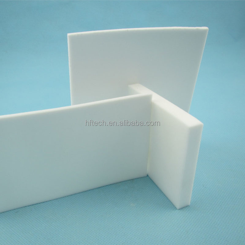 White Teflon Board, 3mm - 80mm Thick PTFE Sheet
