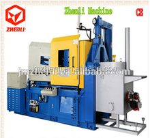 30T zamak die casting machine injection molding machine with melting furnance