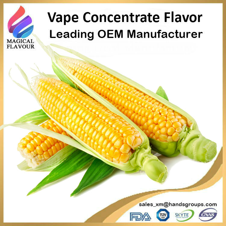 Sweet Corn Flavor For Food Beverage