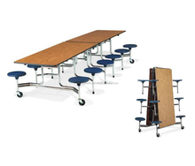 School Canteen furniture Dining Table and Chairs/Restaurant Table and Chairs