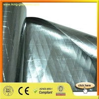 ISOFOIL Double Sided Reflective Aluminum Foil Insulation