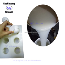 low viscosity Liquid rtv silicone rubber for candle peach mould casting