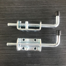 zinc plated steel spring loaded bolts for truck