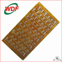 Electronic heater pcb with fr4 material 1OZ copper