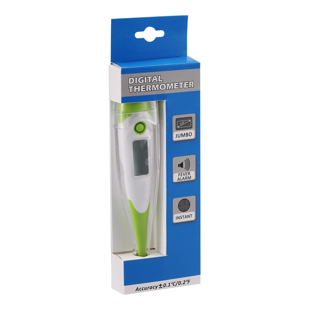 fda approved digital clinical thermometer