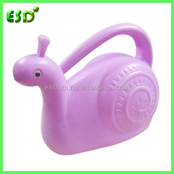 ESD 1.4L Plastic Animal Shape Snail Watering Cans