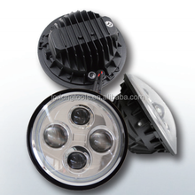 "7"" ROUND LED HEADLIGHT FOR MODIFIED SUV CAR PICK UP TRUCK"