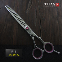 Titan Professional Pet Grooming Scissors Sets Dog Cutting Thinning Shears