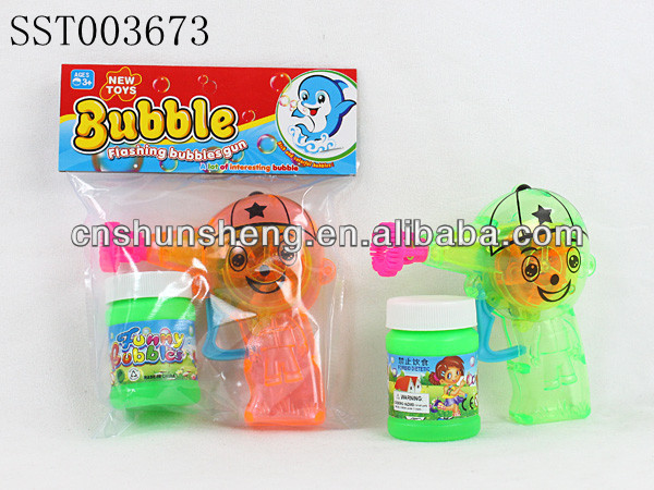 Bubble Shooter Gun Toy Plastic Bubble Gun Plastic Toys